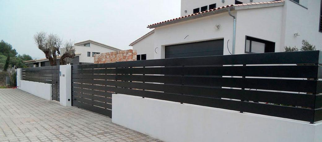 Cerramientos exteriores carpintero alicante - Cerramientos de patios exteriores ...